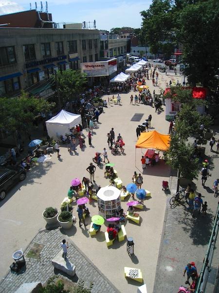 Corona, August 2012.