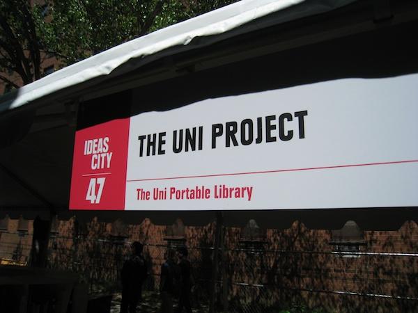 Uni at IDEAS CITY