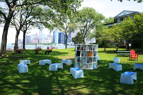 Uni on Governors Island