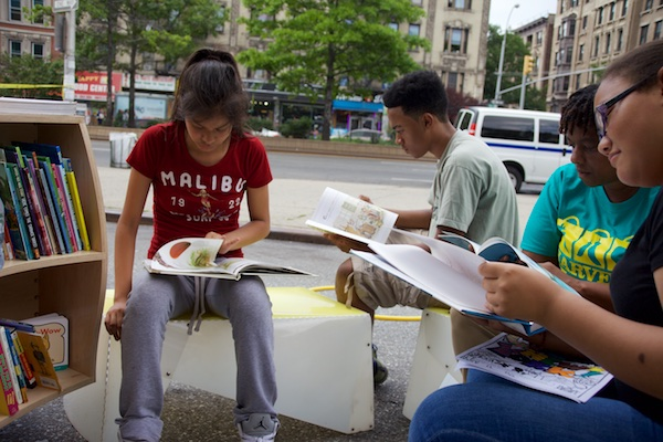 Uni Project embarks on 8-week initiative to reach kids at NYC play streets