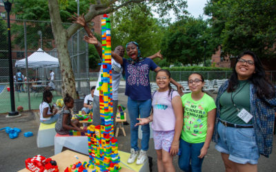 Making a place for learning at NYCHA public housing