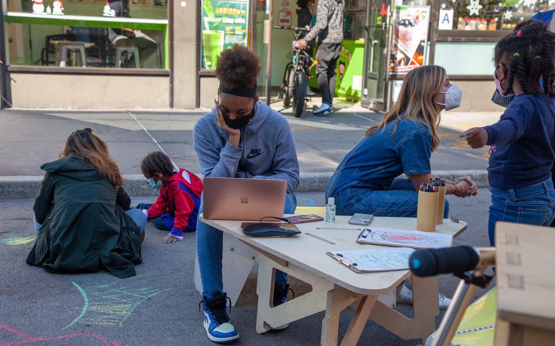 Homework Hub on West 16th St in Chelsea