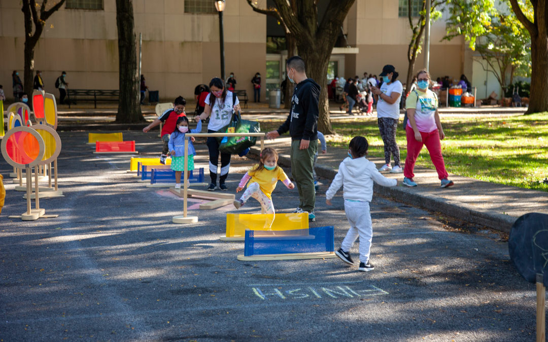 PLAY NYC in the park: Street Lab + Queens Museum