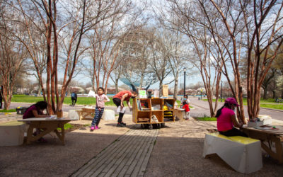 Residency launched in Flushing Meadows Park with Queens Museum