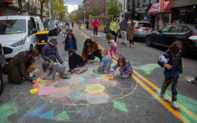 Residency launched to support Avenue B Open Street, Lower East Side