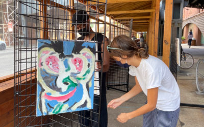 Launching new effort to bring NYC artists to the street