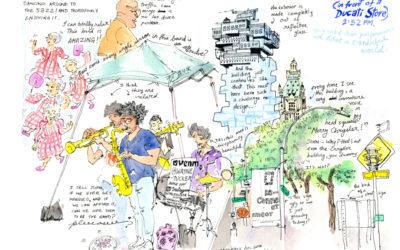 Meet Street Lab's 2021 Artist in Residence