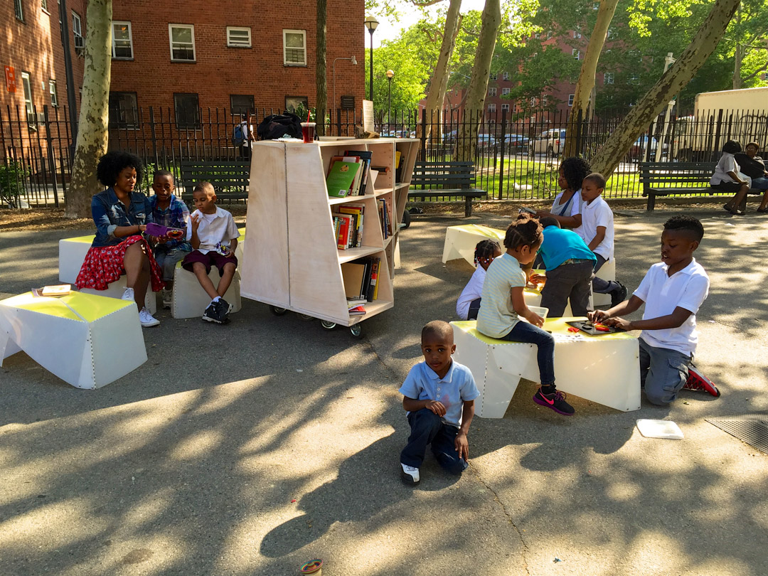 James Weldon Johnson Playground - 2015